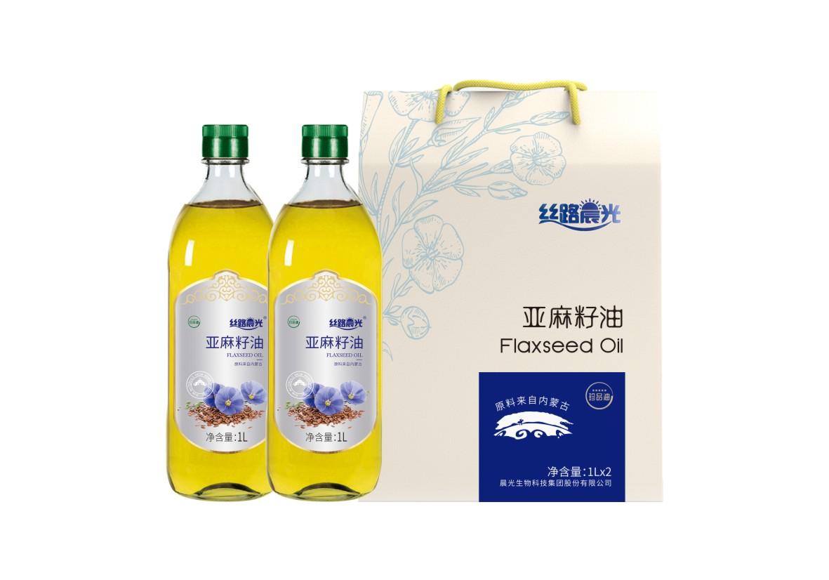 Flaxseed Oil Gift 1L*2