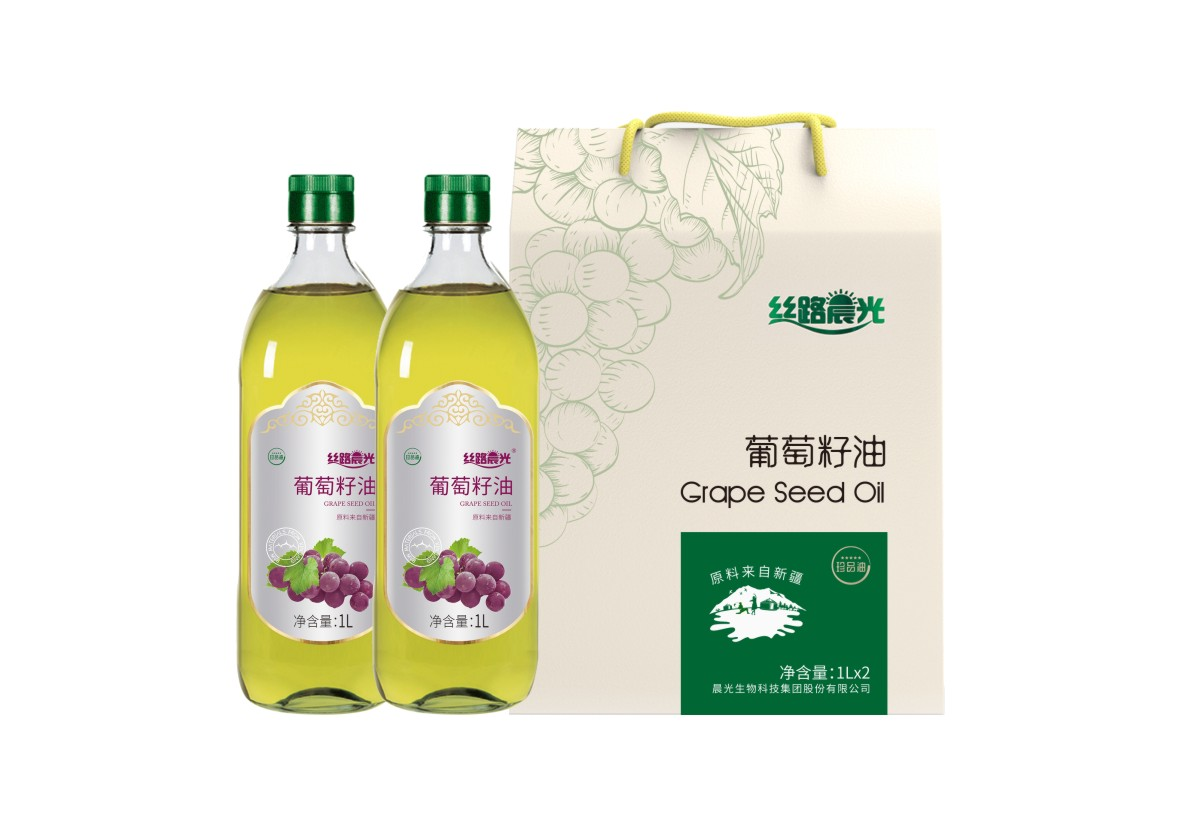 Grape Seed Oil Gift 1L*2